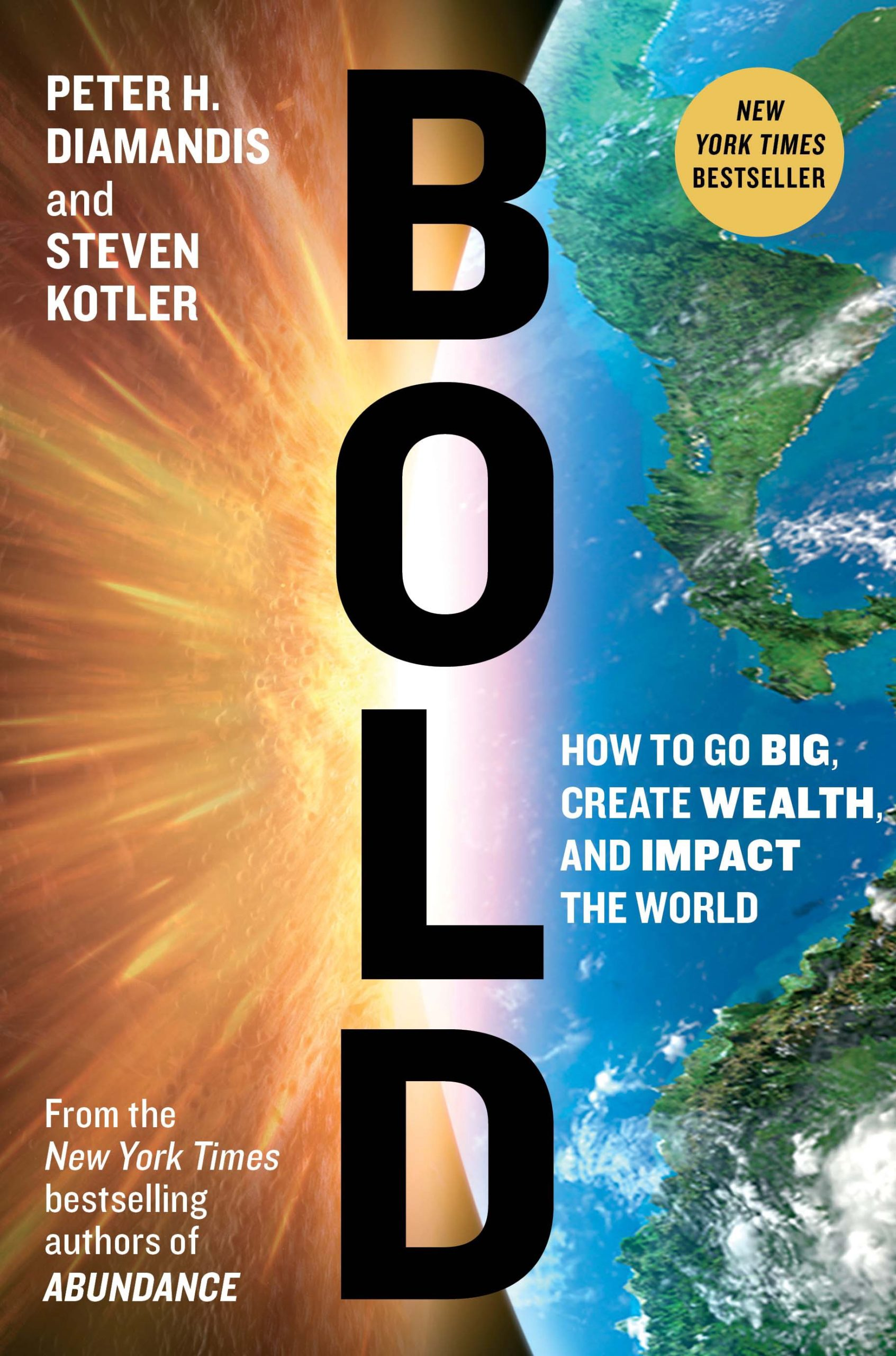 Bold How to Go Big, Create Wealth and Impact the World (Exponential Technology Series)
