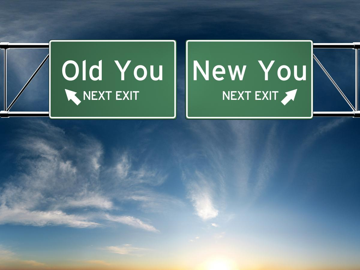 New you, old you