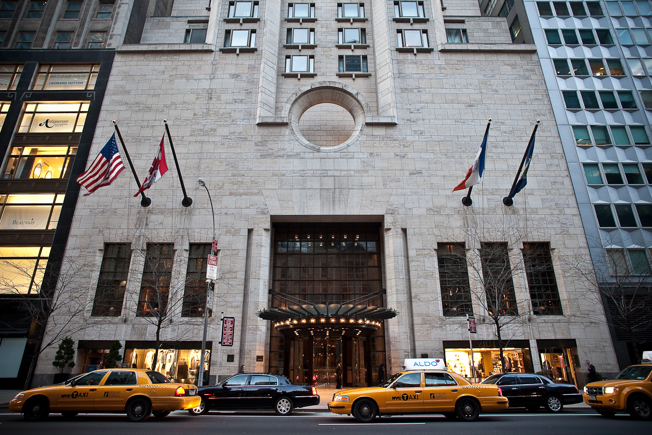 Four Seasons Hotel New York1