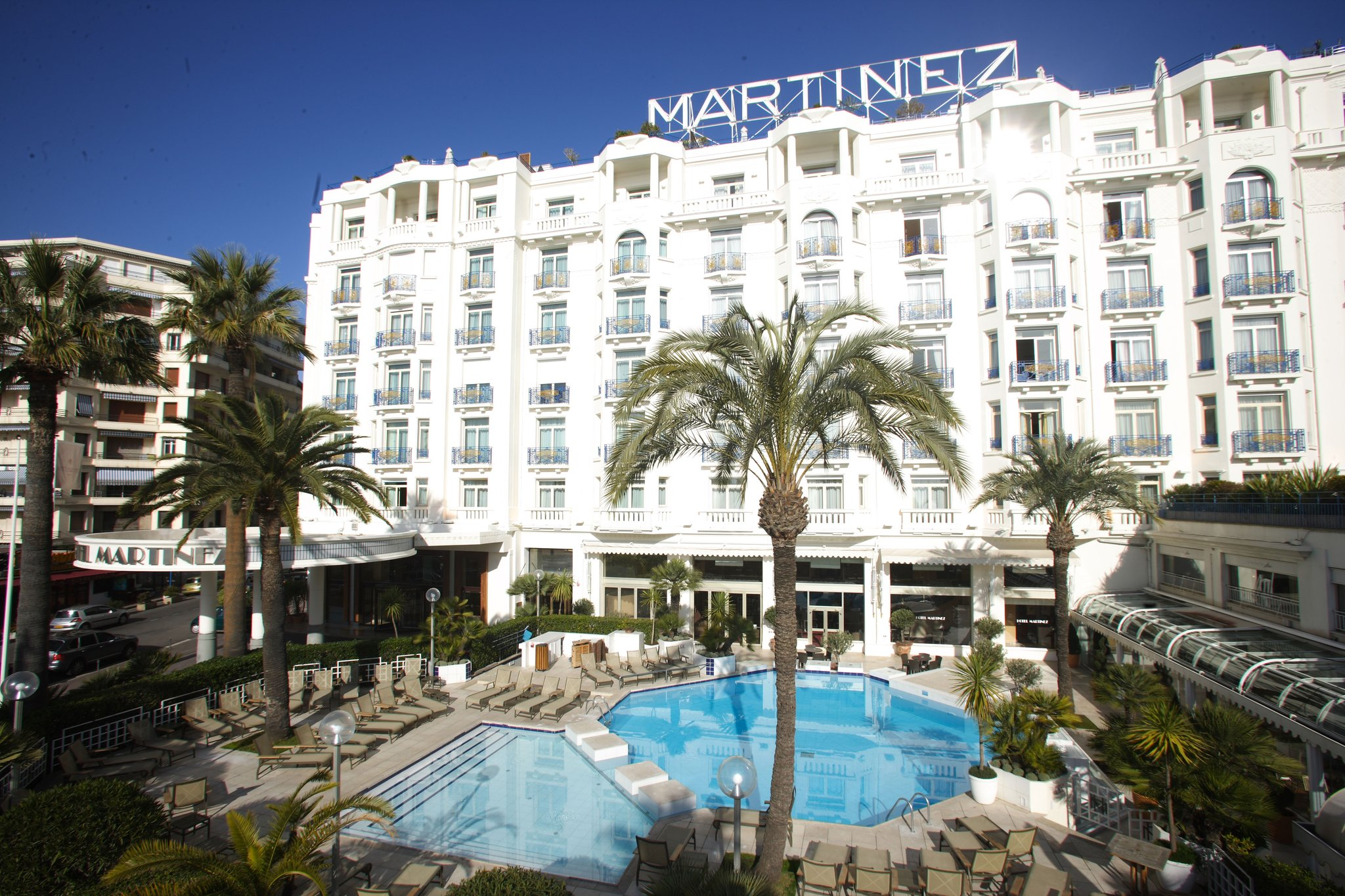 Grand Hyatt Cannes Hotel Martinez1