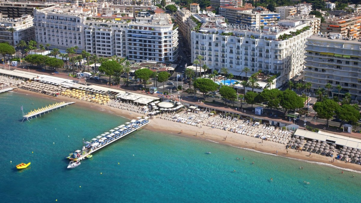Grand Hyatt Cannes Hotel Martinez2