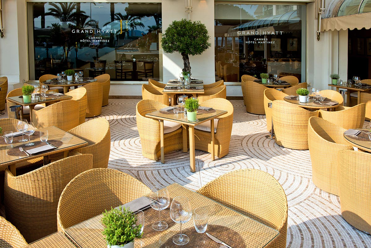 Grand Hyatt Cannes Hotel Martinez4