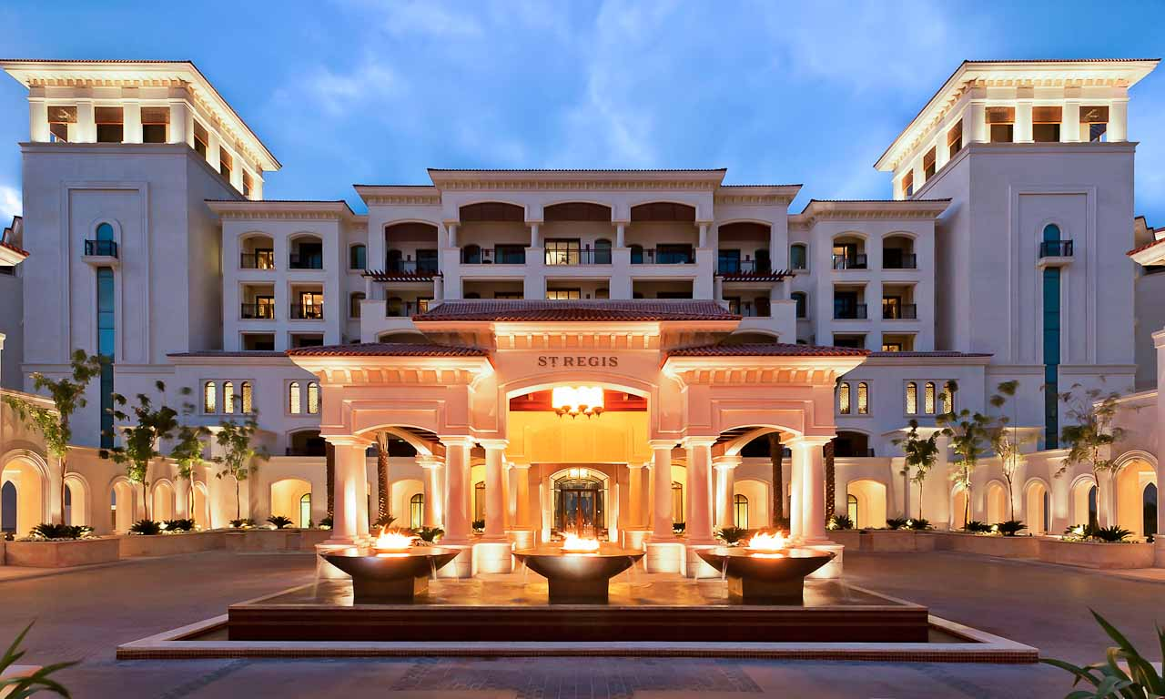 The St. Regis Saadiyat Island Resort, Abu Dhabi1