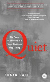 Quiet- The Power of Introverts in a World That Can't Stop Talking|Susan Cain